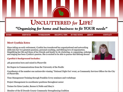 Uncluttered4Life-W